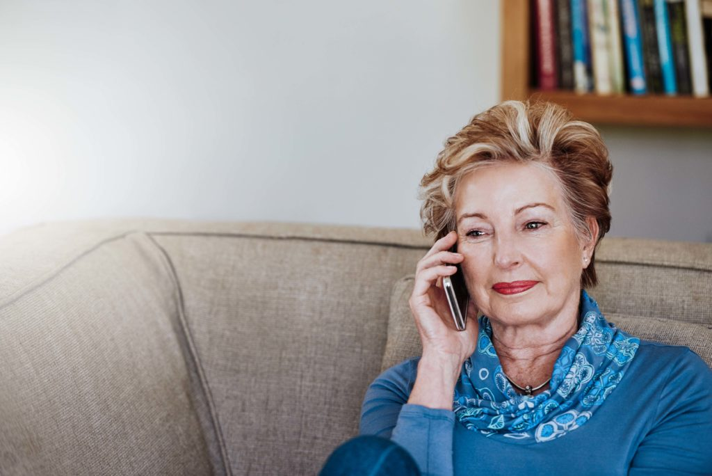 Lung Cancer Telephone Support Group established